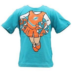 miami dolphins girl shirts