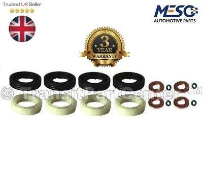 FUEL Injector GUARNIZIONE RONDELLA O-Ring Kit Per Volvo S80 1.6 D 2005 a