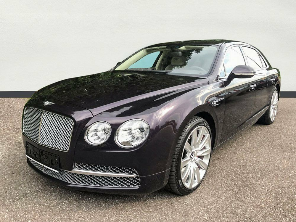Bentley Flying Spur 6,0 W12 aut. 4d - 13.795 kr.