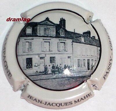 collection Fère n°11h MAHE  Jean jacques Capsule de Champagne