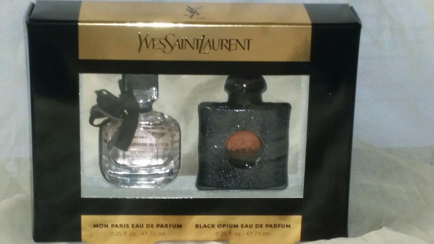 Ysl Black Opium Mon Paris Duo Yves Saint Laurent Sephora Mini