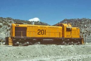 KCC 201  _ORIGINAL TRAIN SLIDE