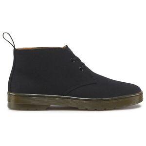 Image is loading Dr-Martens-Mayport-2-Eyelets-Black-Mens-Shoes