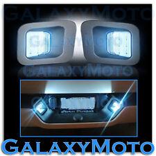 03-15 Dodge RAM 1500+2500+3500 6K White LED illumination License Plate Lights