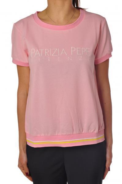 Patrizia Pepe  -  T - Female - Rosa - 1955313A185902