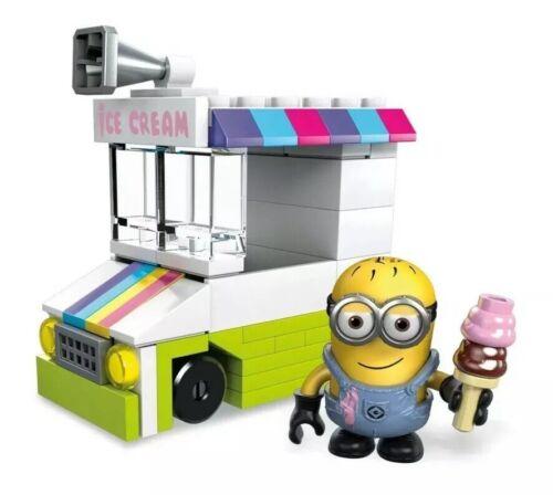 Mega Construx Despicable Me Ice Cream Truck Joyride Building Set