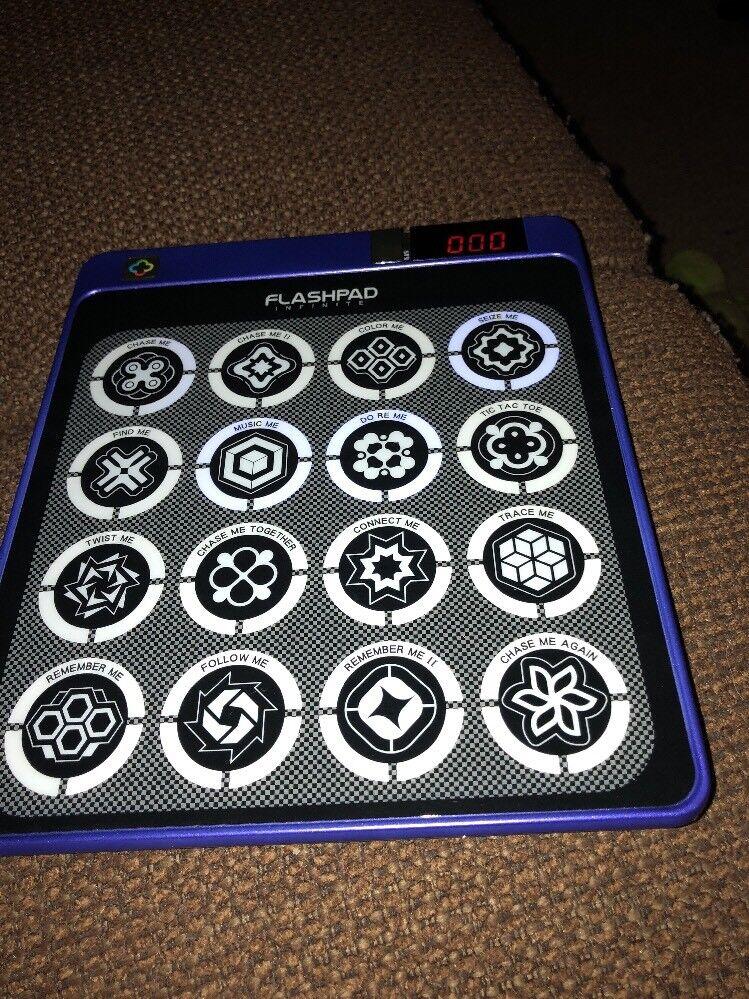 QVC Flashpad Infinity  Refurbished 3 AAA Batteries needed