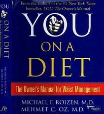 YOU ON A DIET OWNERS MANUAL FOR WAIST MANAGEMENT MICHAEL ROIZEN
