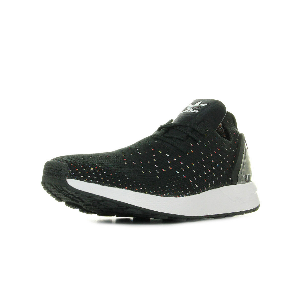Schuhe adidas Herren ZX Flux Adv Asymetrical Primeknit schwarz