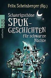 Schaurigschoene-Spukgeschichten-fuer-schwarze-Naechte-Buch-Zustand-gut