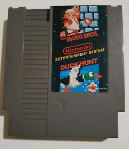 Nintendo-NES-game-SUPER-MARIO-BROS-DUCK-HUNT