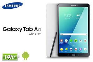 Samsung-Galaxy-Tab-A-2016-10-1-034-SM-P580-S-Pen-Wi-Fi-Android-6-32Gb-RAM-3GB-Nero