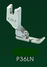 MACCHINA da cucire stretta zip cerniera apribile registrare piede sinistro p36ln Singer Brother +