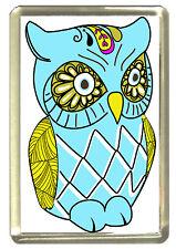 Owl Son Fridge Magnet - Wildlife