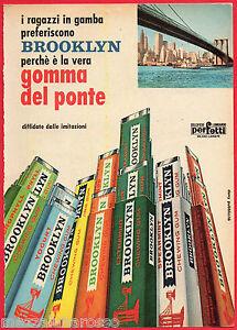 Pubblicita-Advertising-BROOKLYN-1969-La-vera-gomma-del-ponte
