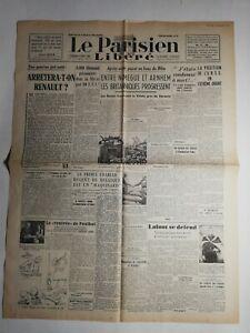 N510-La-Une-Du-Journal-Le-Parisien-22-septembre-1944-arretera-ton-Renault