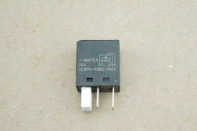 V23074A1002A403 Te Connectivity Relay Micro Iso Dpst 24V