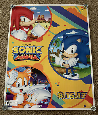 Sonic Mania chopsticks Blue 225mm Sonic Mania/'s stage sega store from japan
