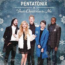 PENTATONIX - THAT'S CHRISTMAS TO ME  CD NEU