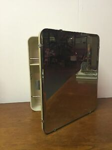 Vintage retro cabinet mirrored mirror wall bedroom for Bedroom wall cabinet with mirror