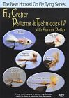 Fly Crafter Patterns and Techniques With Dennis Potter Vol. 4 Regions 1 2 3 4
