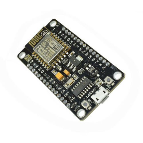NodeMcu Lua CH340G WIFI Network Development Board Module ESP8266 ESP-12E ASS