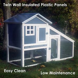 kunststoff kaninchenstall meerschweinchen stall freigehege. Black Bedroom Furniture Sets. Home Design Ideas