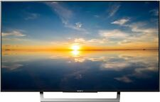 "Sony 43"" Black Ultra HD 4K HDR LED Motionflow™ XR 240 Smart HDTV - XBR-43X800D"