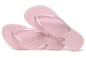 7ddccf3ab Havaianas Women`s Flip Flops Slim Style Sandals Crystal Rose Sexy ...