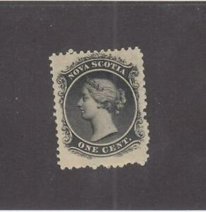 NOVA-SCOTIA-MK4539-8-VF-MH-1cts-QUEEN-VICTORIA-BLACK-CAT-VALUE-20