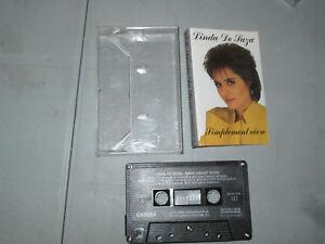 Linda-De-Suza-Simplement-Vivre-Cassette-Tape-Working-Great-Tested