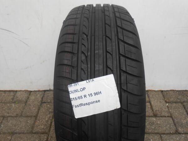 1 Sommerreifen Dunlop Spsport Fastresponse 215/65r15 96h Neu! Kan Herhaaldelijk Worden Omgedraaid.