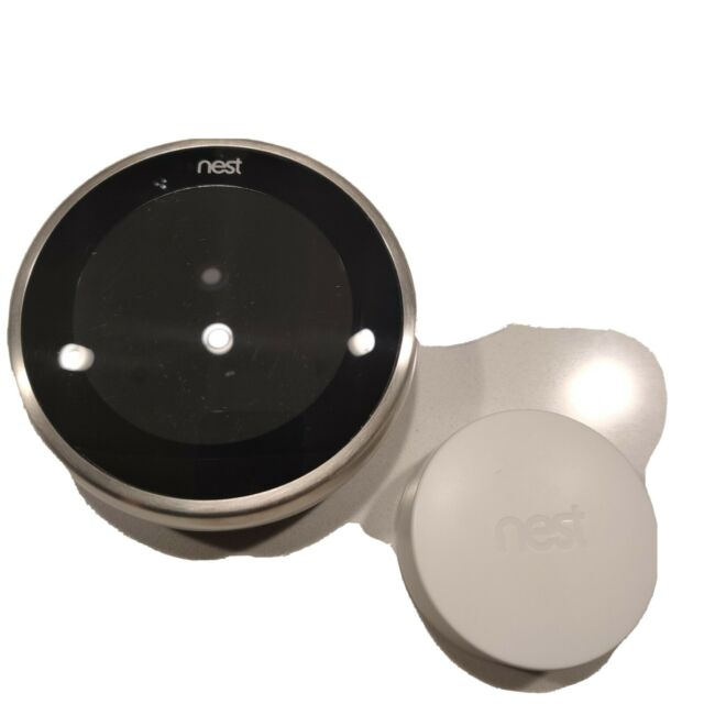 Nest thermostat with extra temperature sensor