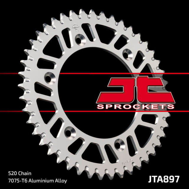 JT Sprockets 520 Steel Rear Sprocket 38T  JTR897.38