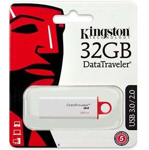 Kingston-32GB-DataTraveler-G4-32G-USB-3-0-Pen-Drive-DTIG4-32GB-Retail