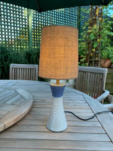 Lampada in ceramica danese contemporaneo Studio Stile ceramica smaltata