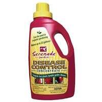 Serenade Garden Disease Control Concentrate Fungicide Vegetable Tomato Herb 32oz