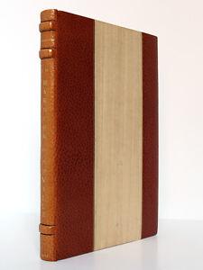 BEAUMARCHAIS-Le-Barbier-de-Seville-Bibliolatres-de-France-1953-BELLE-RELIURE
