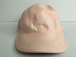 c0bf08b2da0 Image is loading Nike-Dri-Fit-Featherlight-Adjustable-Cap-Golf-Womens-