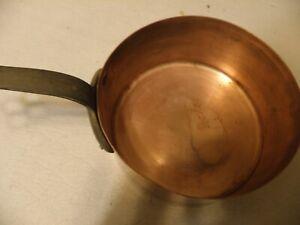 Vintage-copper-saucepan