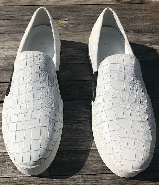 1.STATE WAYLAN SLIP-ON WOMEN'S WHITE SNEAKERS SIZE 11