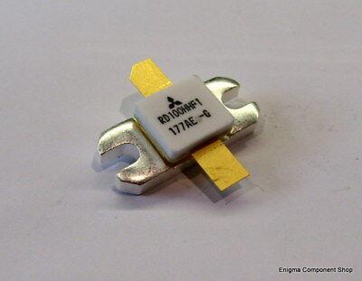 Original Mitsubishi RD100HHF1 Silicon MOSFET Power Transistor 30MHz,100W