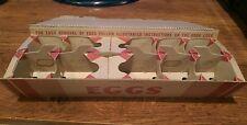 Vintage cardboard dozen egg carton Sutherland Paper