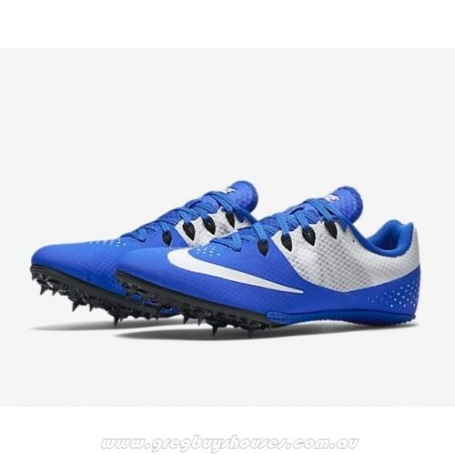 NEW Nike ZOOM Rival S 8 Sprint Run Track Spikes cleats Sz 11us 806554-400 Cheap and beautiful fashion