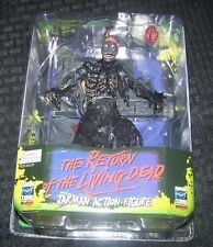 "Monstarz Amok Time 7"" Return of the Living Dead Tarman Action figure New Sealed"