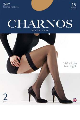 2PP Charnos 24//7 15 Denier Hold Ups