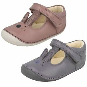 Clarks Little Glo First Shoes