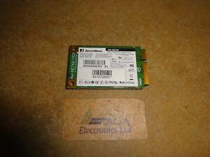 Details about AzureWave AW-NE766 802 11b/g/n PCI-E Mini Laptop Wireless  WiFi Card