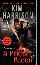 Hollows: A Perfect Blood 10 by Kim Harrison (2012, Paperback)
