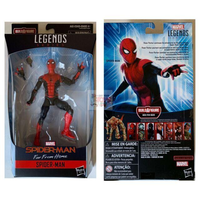 "New 2019 Marvel Universe Spider-man 6/"" Movie Figure Marvel/'s Mysterio Avengers"